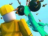 Clip: Mantis Attack!