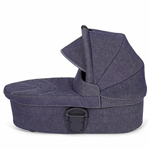 Mamas & Papas Urbo2 Stroller Bassinet - Blue Denim by Mamas & Papas