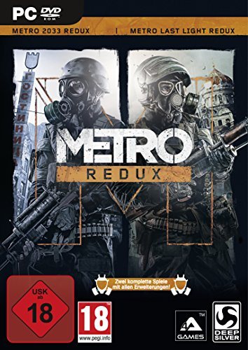 Read more about the article Metro Redux [PC]