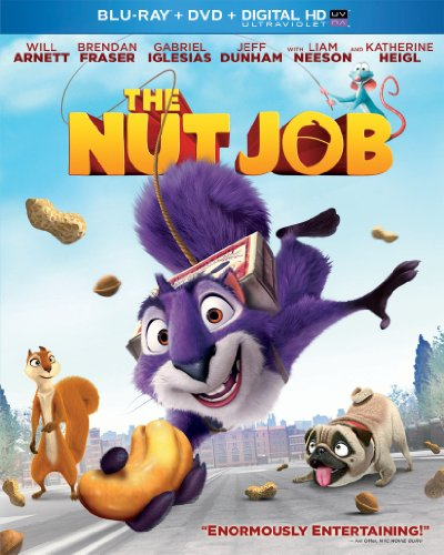 The Nut Job (Blu-ray + DVD + DIGITAL HD with UltraViolet) (Kids And Family)
