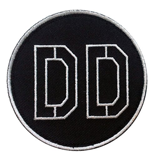 [DD Diamond Dogs Metal Gear Solid Big Boss Snake Cosplay Costume Patch] (Metal Gear Solid 1 Snake Costume)