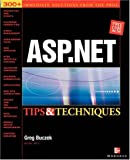 img - for ASP.NET Tips & Techniques book / textbook / text book