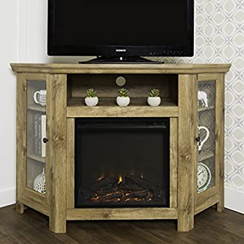 New 4 Foot Wide Fireplace TV Stand
