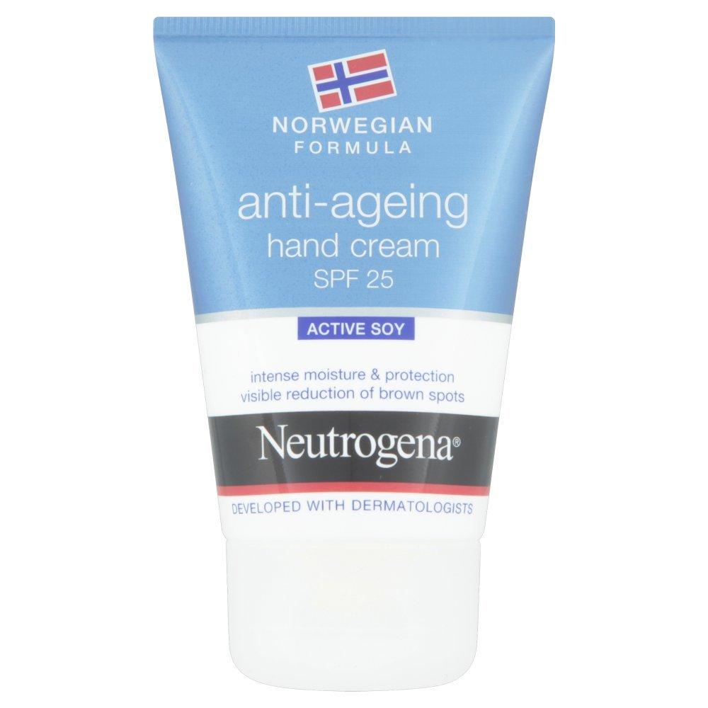 Neutrogena Norwegian Formula Anti Ageing Hand Cream SPF25 (50ml)