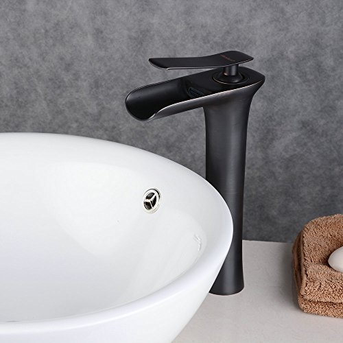 Round Waterfall Faucet - 1
