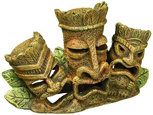 Image of Pen Plax RRT4 Tiki Tribe Aquarium Ornament