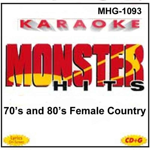 Newton Crystal (Monster Hits Karaoke 1093 - 70's and 80's Female Country)