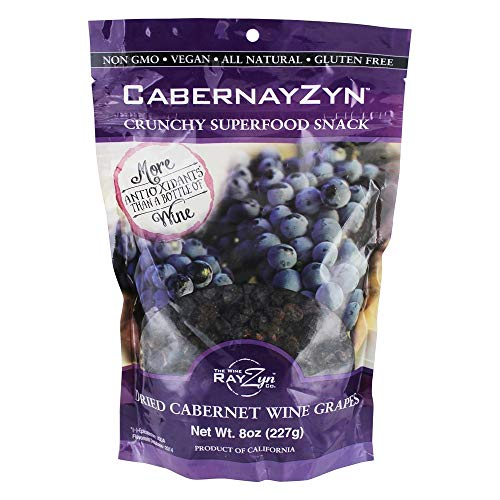 Rayzyn Grape Dried Cabernet, 8 oz for sale  Delivered anywhere in USA