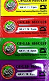 Organ Original 20 Machine Needles Set Of 4 Pack, Ha - 11, 14 , 16 ,18 Suited For All Types Of Machines Auth distributer :- VARDHMAN FANCY STORE