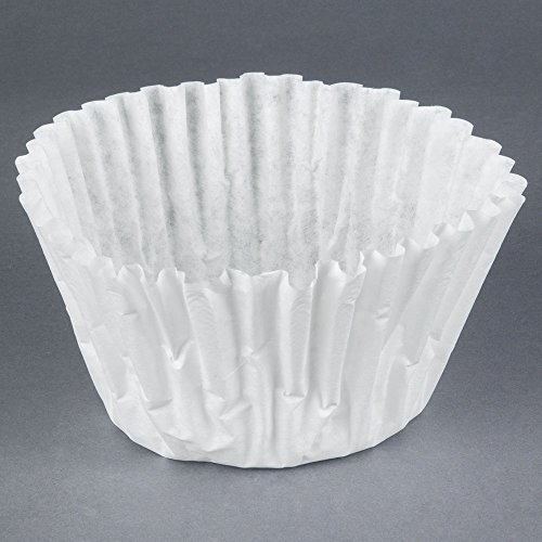 Bunn 20157.0001 12 1/2'' x 4 3/4'' Gourmet Coffee Filter - 1000/Case by Bunn