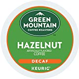 coffee bean grinder keurig - Green Mountain Coffee Roasters Hazelnut Decaf Keurig Single-Serve K-Cup Pods, Light Roast Coffee, 72 Count (6 Boxes of 12 Pods)