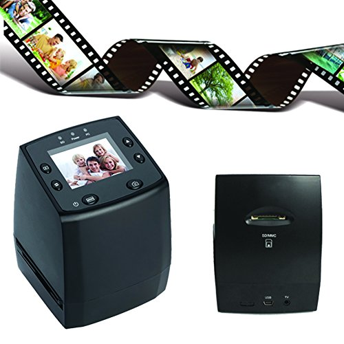DigitNow! High resolution film scanner convert 35