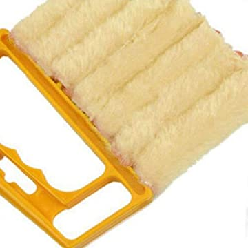 Adoeve Handheld Air Conditioner Shutters Window Blind Brush Dust Cleaner Household Tool Brushes