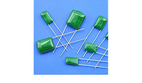 Polyester poly Film Capacitors 3.9nF 392//100V ±5/% 50PCS
