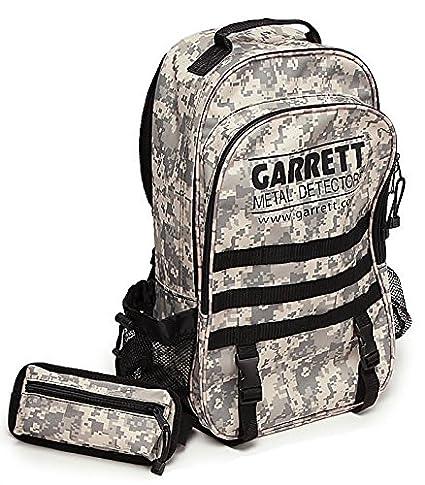 Amazon.com: Garrett Detectar – Mochila para detector de ...