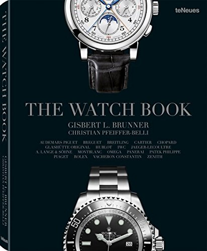 f3f8ee2b12f The Watch Book  Gisbert Brunner  9783832798581  Amazon.com  Books