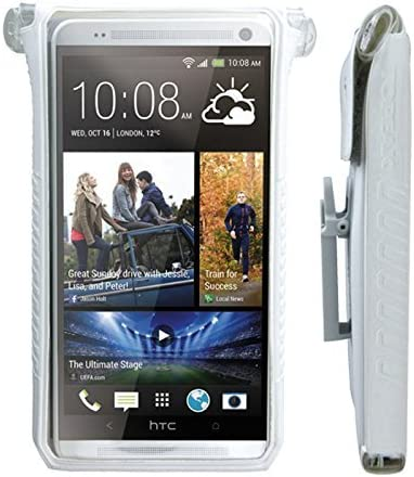 Topeak SmartPhone Dry Bag Handy Bag 6 White white Size:One Size by ...