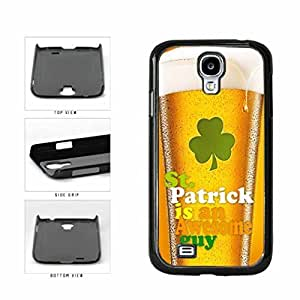 Beer Celebrate The Irish St. Patrick of Is An Awesome Guy Plastic Phone Case quicker Back Cover Samsung Galaxy journey S4 I9500 these