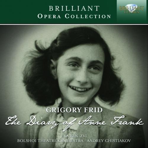 CD : Andrey Chistiakov - Diary Of Anne Frank (CD)