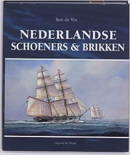 Nederlandse schoeners en brikken: Amazon.es: Vos, Ron de ...