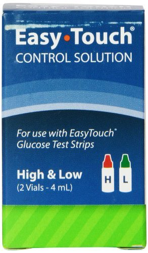 EasyTouch Control Solution Diabetes Monitoring Kit by Easy Touch (Solution Monitoring)