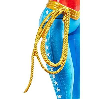 DC Super Hero Girls Power Action Wonder Woman Doll: Toys & Games