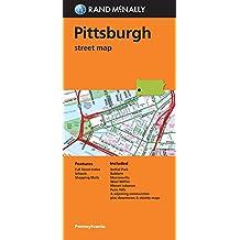 Amazoncom Pittsburgh Pennsylvania Books - Pittsburgh on us map