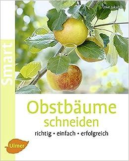 Obstbaume Schneiden Richtig Einfach Erfolgreich Amazon De Uwe