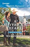 img - for A Maverick's Heart (Snowy Owl Ranchers) book / textbook / text book