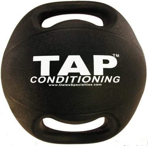 TAP Double Handle Medicine Ball