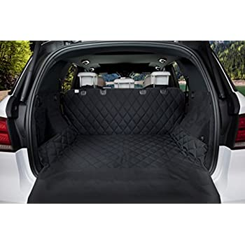 alfheim dog back seat cover nonslip rubber backing with anchors for secure fit. Black Bedroom Furniture Sets. Home Design Ideas