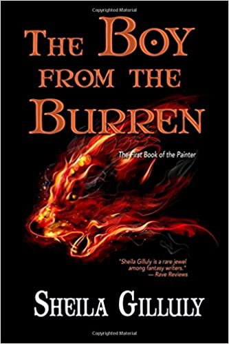 The boy from the burren the first book of the painter the books the boy from the burren the first book of the painter the books of the painter volume 1 sheila gilluly 9781611385069 amazon books fandeluxe Image collections
