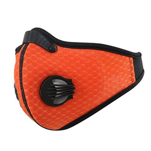 腰急勾配の起きる自転車マスク 花粉対策 防寒対策?衝撃吸収 サイクリング フェイスマスク サイクルウェア 吸汗 速乾 男女兼用