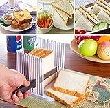 Bread slicer, bread/bake/bread slicer