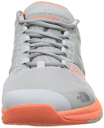 Face Ampere Litewave high Running Multicolore Rise nasturti Donna The Scarpe Grey North Ii Morning FRqxxtwA