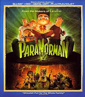 Paranorman Blu Ray/dvd Combo W/digital Copy Paranorman Blu Ray/dvd Combo W/digital Copy