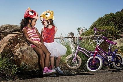 Casco de la Bicicleta Para los Niños \