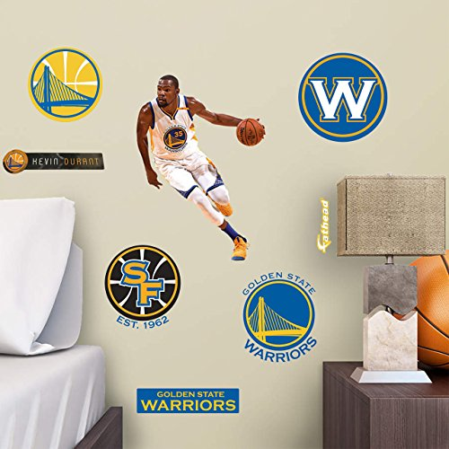 5cf0a6df1782 NBA Golden State Warriors Kevin Durant Fathead Teammate