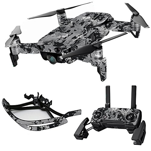 Cheap MightySkins Skin for DJI Max Coverage – Viper Urban | Protective, Durable, and Unique Vinyl Decal wrap Cover | Easy to Apply, Remove, and Change Styles | Made in The USA