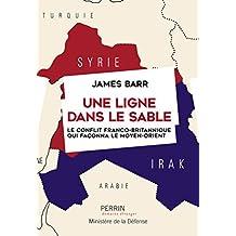 Une ligne dans le sable (Domaine étranger) (French Edition)