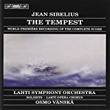 The Tempest Op. 109: World Premiere Recording of the Complete Score