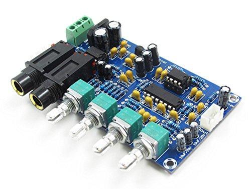 WINGONEER microphone amplifier board Karaoke reverberation board MIC microphone module