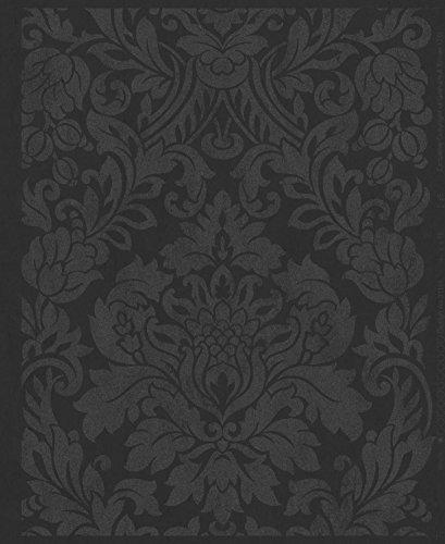 (Graham & Brown 33-331 Gloriana Black Wallpaper,)