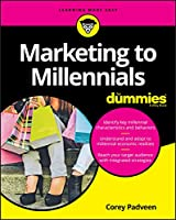 Marketing to Millennials For Dummies Front Cover