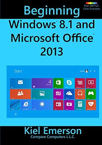 Download Beginning Windows 8.1 and Microsoft Office 2013 Pdf