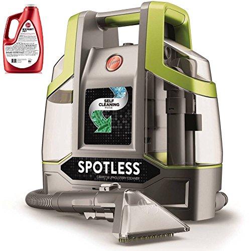 hoover 2 tank carpet cleaner - 8