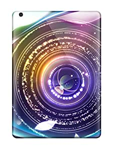Everett L. Carrasquillo's Shop New Style New Digital Abstract Eye Tpu Skin Case Compatible With Ipad Air