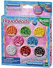 Aquabeads 79168 Zestaw litych koralików