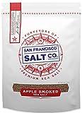 Applewood Smoked Sea Salt (5oz Pouch - Fine Grain)
