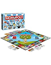 Monopoly Ruthe Edition - Das beliebteste Brettspiel im Cartoon-Style für die ganze Familie